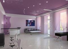 Проектирование и дизайн салонов красоты