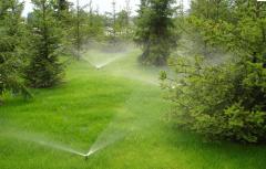 SHABRAN-D MMC - (Watering of a garden)