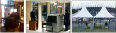 Supplying and Installation X-ray Scaners in Baku