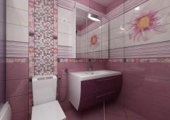 Дизайн ванной в Баку