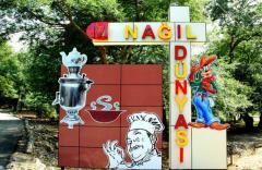 Nagil Dunyasi Курортная зона