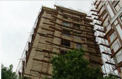 Design of facades in Bak