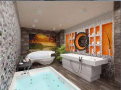 Design of baths
