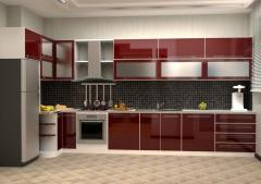 Design of kitchen in Bak