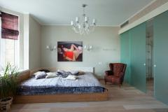 Construction of houses in Baku Interior design