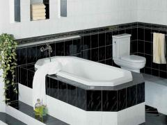 Repair of the bathroom the Tile - the tile in the