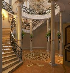Design of halls