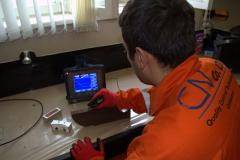 Training of specialists of non-destructive testing