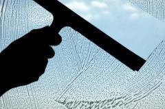 Washing of windows