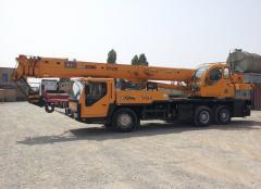 Аренда строительных машин и оборудования