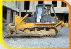 Аренда, прокат оборудования для земляных работ