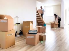 Moving are office, room, country, country
