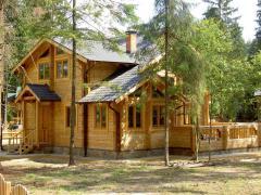 Cottage construction in Azerbaijan