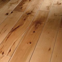 Polishing of wooden floors