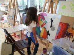 Школа рисования для детей(4 - 6 лет)