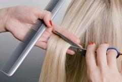 Courses Female hairdresser, hair stylis