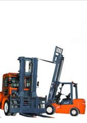 Forklift - (Rent, hire of fork loaders)