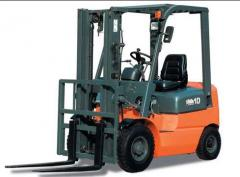 Rent of auto-loaders, loaders
