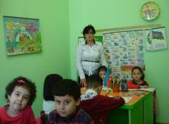 Дошкольное образование Vertikal Art Studio - центр раннего развития и детская творческая студия