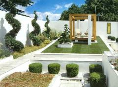 Courses Design of the EXTERIOR and LANDSCAPE