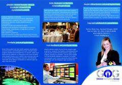Programs and Equipment for hotels and restaurants