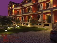 Дизайн интерьера в Баку