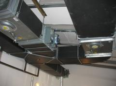 New Mett Design of air conditioning systems
