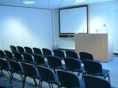 Организация и проведение презентаций