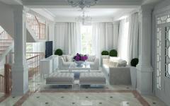 Interior design from the European studio Izum