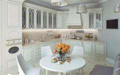 Дизайн интерьера кухни от европейской студии Izum