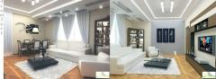 Разработка дизайна интерьера и мебели в Баку.