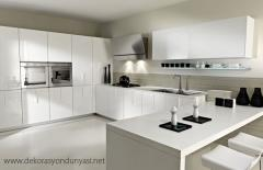 Design of kitchen