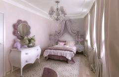 Author's interior design
