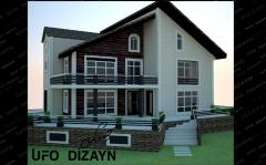 Services architectural and design from UFO Design