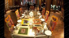 Дизайн интерьера ресторанов от UFO Design