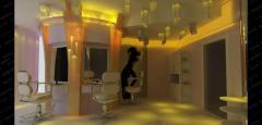 Дизайн салонов красоты от UFO Design