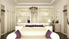 Design of a bedroom