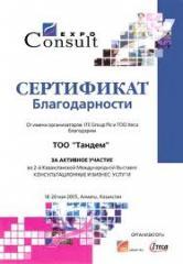 Transfer of design documentation