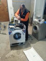 Repair of washing machines