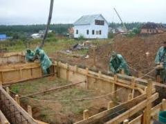 Services are construction, construction of houses.