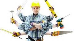 Услуги по строительству,  ремонтные услуги.