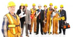 Repair work of offices, houses, apartments.