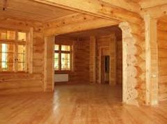 Maintenance of wooden houses