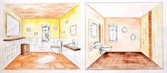 Complex apartment renovation, offices, houses,