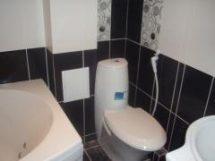 Repair of the sewerage, repair of bathroom