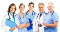 Services of the photo in the field of medicine in
