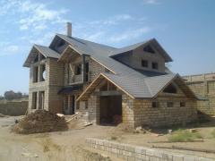 Строительсвто каменного дома