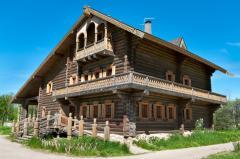 Строительство деревянных домов из бруса под ключ