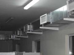 Ventilyasiya sistemlerin quraşdirilması