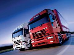 Delivery of freight in any point of the world